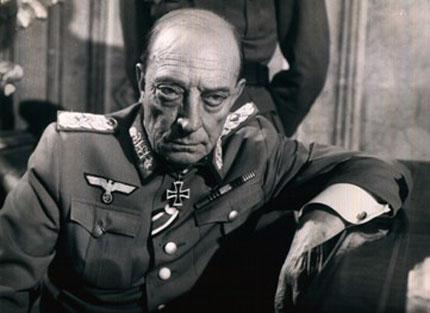 """Buster Keaton, il """"Generale von Kessler"""""""